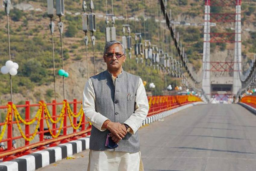 Uttarakhand Chief Minister Trivendra Singh Rawat Resigns