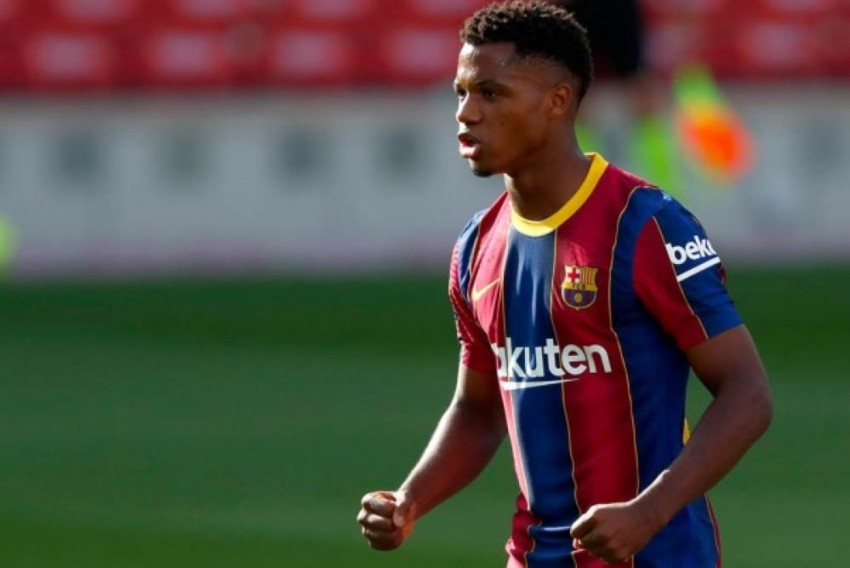 Ansu Fati Injury Update: Barcelona Youngster Hints At Year-long Lay-off