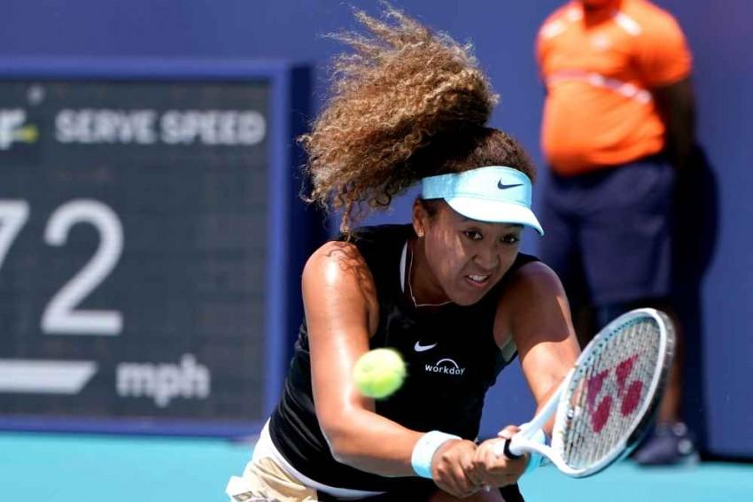 Naomi Osaka Winning Streak Ends At 23 Matches As Maria Sakkari Reaches Miami Open Semi-finals
