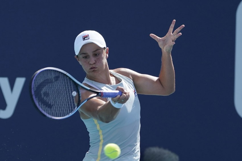 Ash Barty Knocked Out Of Charleston Open By Unseeded Paula Badosa