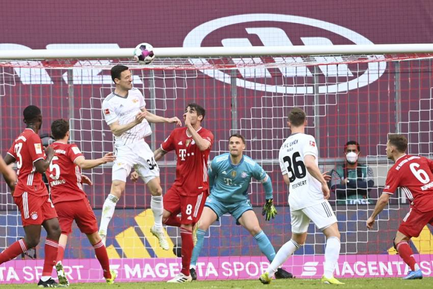 Bayern Munich 1-1 Union Berlin: Bundesliga Leaders Hit By Late Leveller After Double Injury Blow