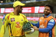 CSK vs DC, IPL 2021, Live Cricket Scores: Apprentice Rishabh Pant Looks Guru MS Dhoni In The Eye