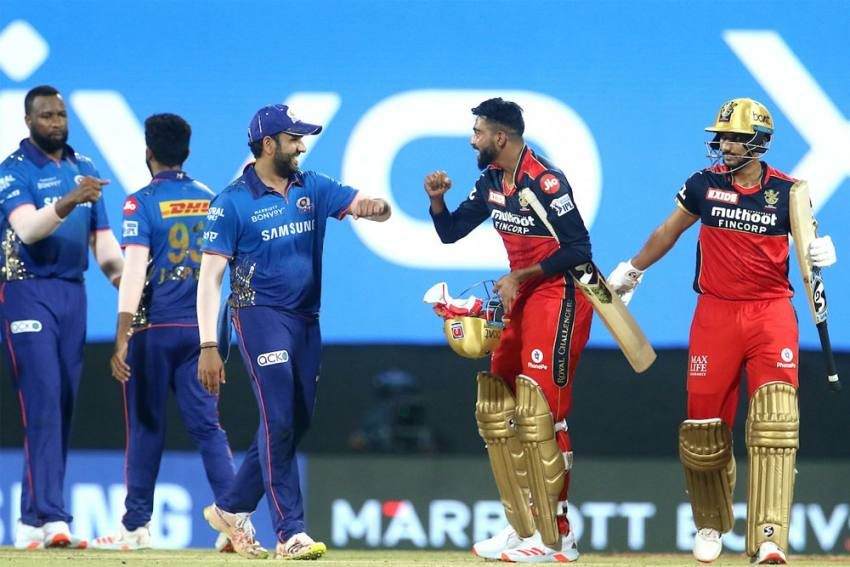 IPL 2021: AB De Villiers, Harshal Patel Script RCB's Last-ball Victory Over MI In Season Opener
