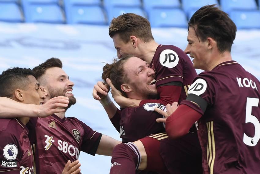 Manchester City 1-2 Leeds United: Stuart Dallas Double Deals Runaway Premier League Leaders Shock Defeat