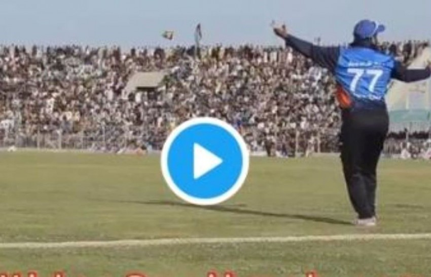 A Little Dance, Some Music ... Afghan Cricketer Mohammad Shahzad Brings Smiles Back In Strife-torn Khost