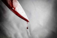 Husband Stabs Wife 25 Times At A Market In Delhi