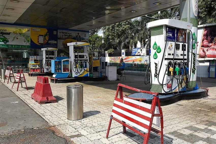 Rajasthan: Petrol Pumps Closed As Dealers Demand Rollback Of VAT On Fuel