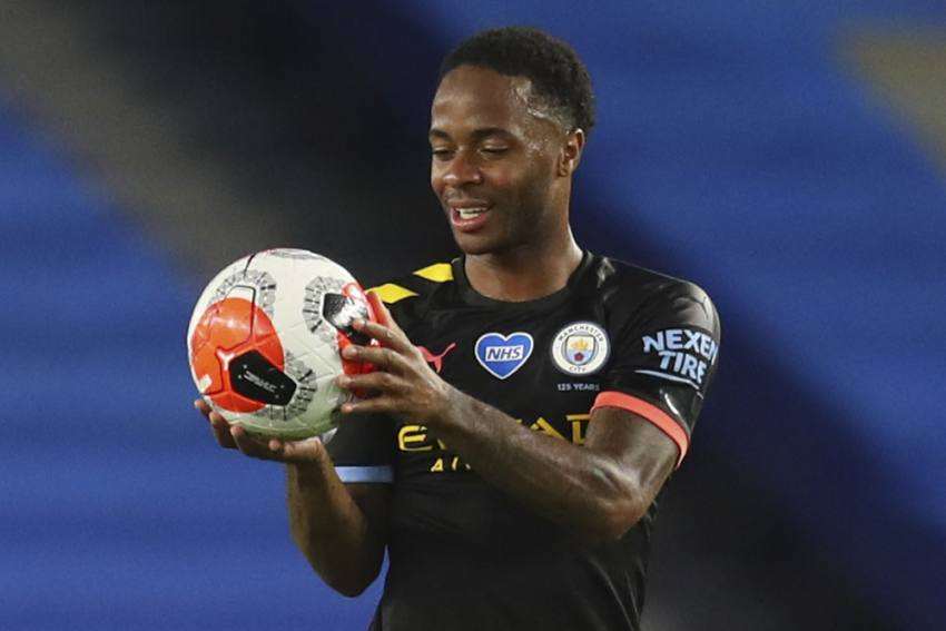 Riyad Mahrez And Phil Foden Form Explain Sterling On The Sidelines For Manchester City: Pep Guardiola