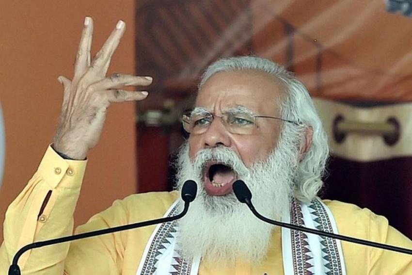 PM Narendra Modi Condoles Cooch Behar Killings, Lashes Out At Mamata Banerjee