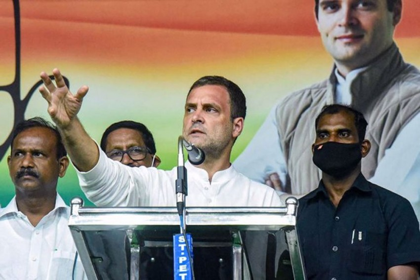 Arrogant Government Allergic To Good Suggestions: Rahul Gandhi Hits Out At Centre