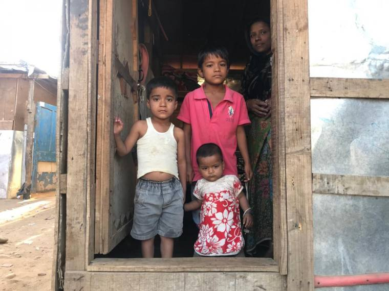 Fear Of Deportation Snatches Away Hope From Rohingyas In Jammu