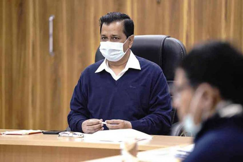 Lockdown A Possibility If Situation Worsens In Hospitals: Delhi CM Arvind Kejriwal