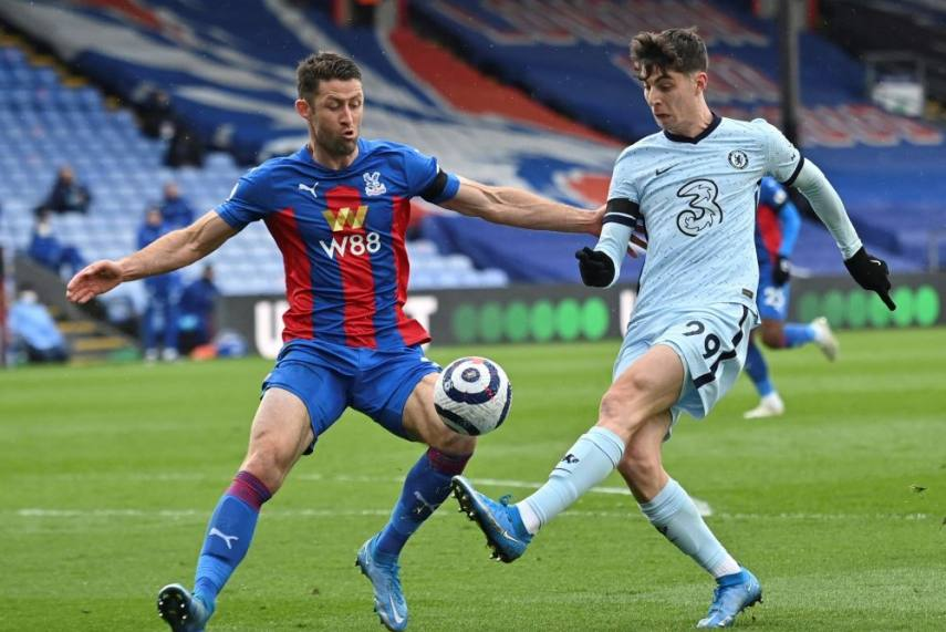 Crystal Palace 1-4 Chelsea: Havertz Hits Target As Blues Resume Normal Service In Premier League