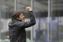 I'd Throw Myself Into The Fire For Them - Antonio Conte Explains Celebration With Inter Milan Players