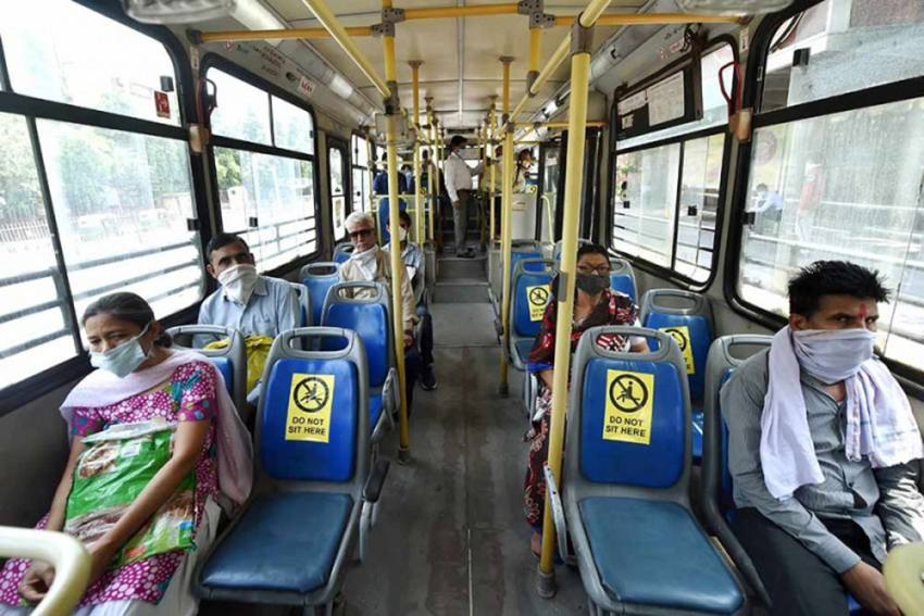 Delhi Govt Announces New Covid Curbs: Restaurants, Public Transport Services To Operate At 50% Capacity