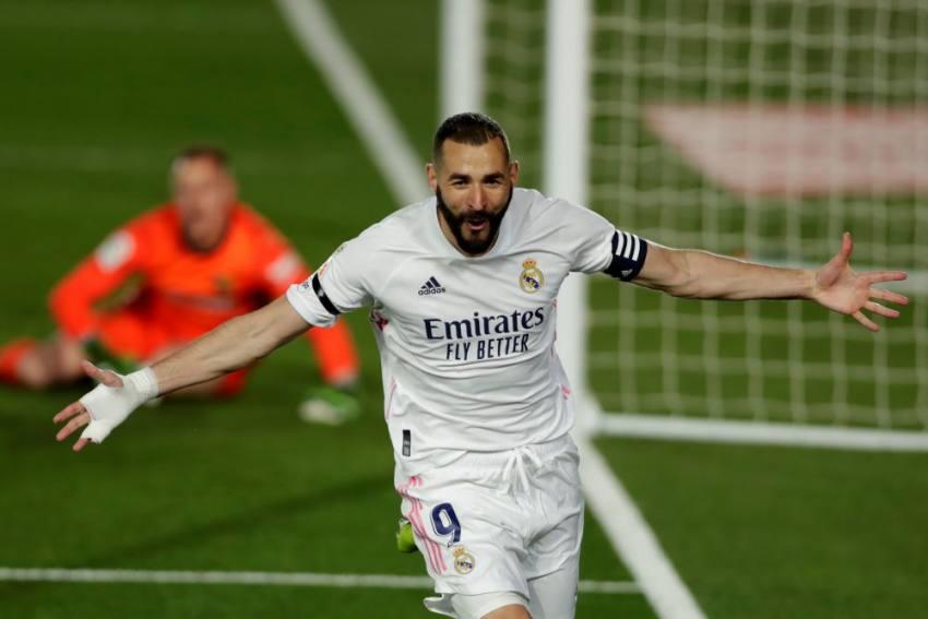 Real Madrid 2-1 Barcelona: Karim Benzema And Toni Kroos Seal El Clasico Triumph