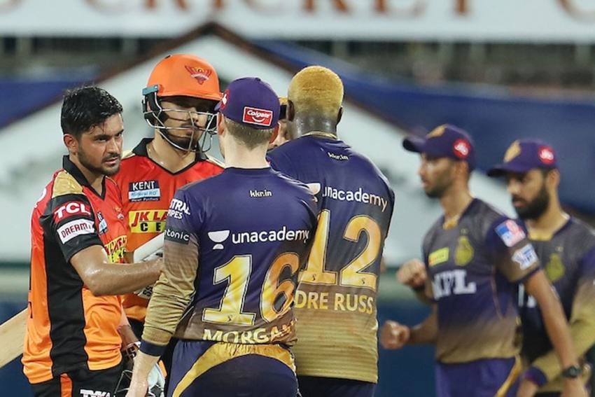 Kolkata Knight Riders Begin IPL 2021 Campaign With Victory Over Sunrisers Hyderabad