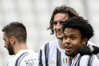 Juventus 3-1 Genoa: Bianconeri Stay On Course For Champions League Spot
