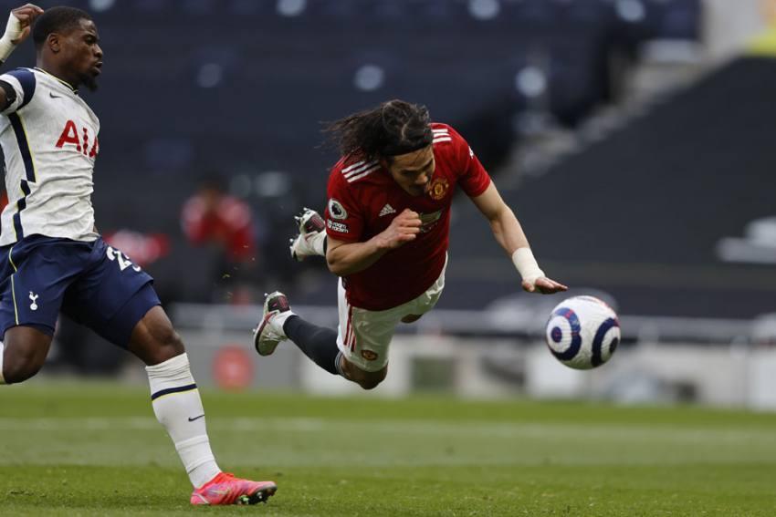 Tottenham 1-3 Manchester United: Edinson Cavani Winner Joy After VAR Dismay