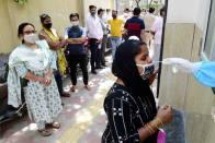 Covid-19 Surge: Maharashtra, Uttar Pradesh, Gujarat Report Highest Single-Day Spike Since Start Of Pandemic