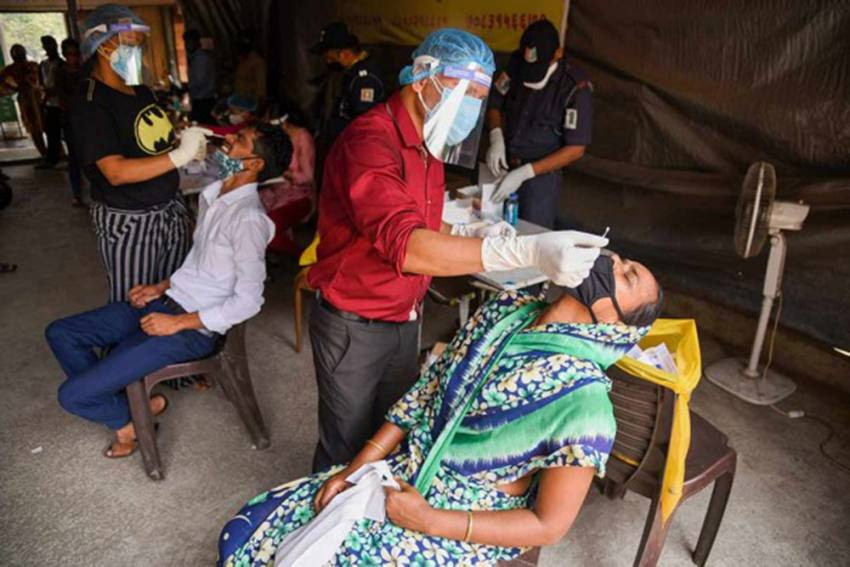 With 1.68 Lakh New Covid-19 Infections, India Reports Highest Single-Day Spike Since Start Of Pandemic