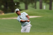 The Masters: Tiger Woods Congratulates History-making Hideki Matsuyama