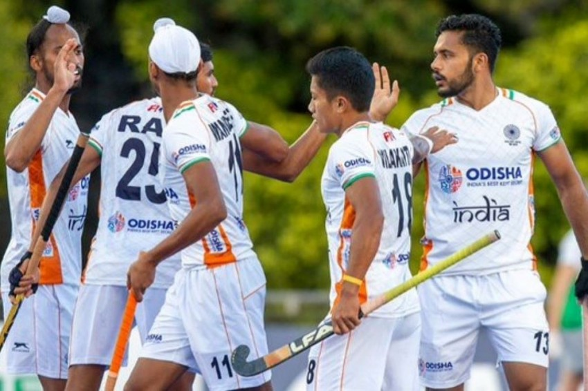 FIH Hockey Pro League: Dominant India Crush Argentina 3-0 To Jump To 4th Spot