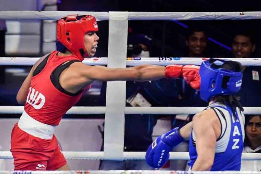Two Coaches Test Positive For COVID-19 At National Women's Boxing Camp
