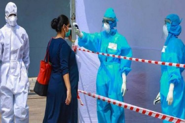 India Logs 28,326 Covid-19 Infections As Cases Continue To Dip For Fourth Day