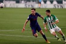 Real Betis 1-1 Atletico Madrid: Jan Oblak Save Helps Diego Simeone's Men Return To La Liga Summit