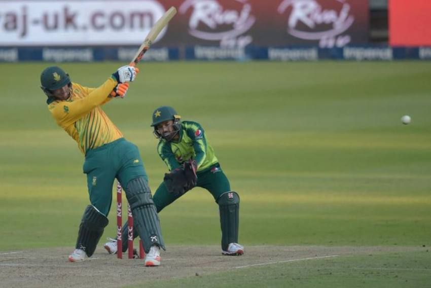 SA Vs PAK, 2nd T20: South Africa Cruise Past Pakistan Total To Draw Level In T20 Series