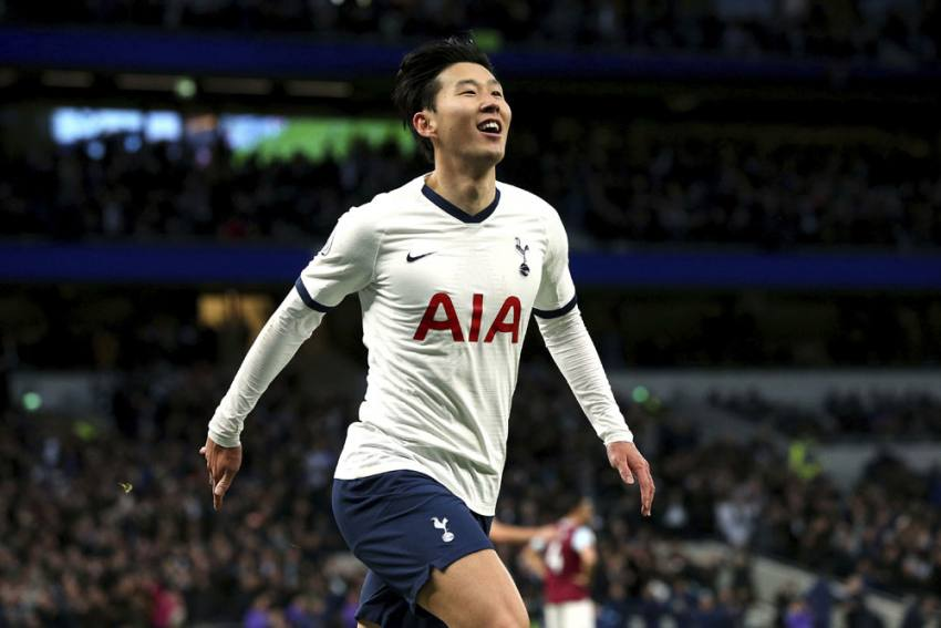 Premier League: Son Heung-min Racially Abused Online After Tottenham's Loss To Manchester United