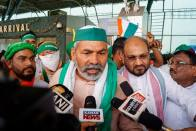 Farmers' Stir: Ready To Resume Talks With Centre But Our Demands Remain Same, Says BKU Leader Rakesh Tikait