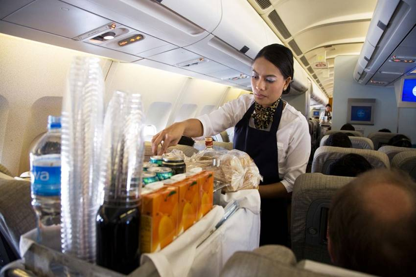Covid-19: No Meals On Domestic Flights Of Less Than 2-hour Journey; Check Details