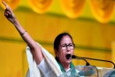 Didi Takes ECI Head-On, To Protest Campaign Ban Order With Dharna