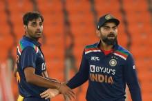 Bhuvneshwar Kumar Wins ICC Player Of The Month Award