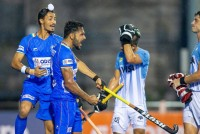 Indian Men's Hockey Team Drops One Place To 5th In FIH Rankings