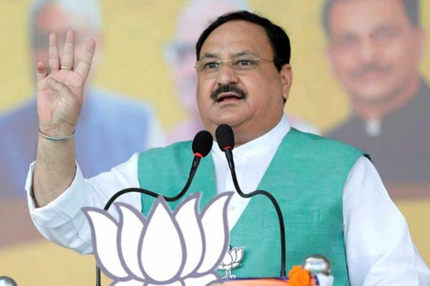 Mamata's Plight Is Like That Of 'Defeated Player': J P Nadda