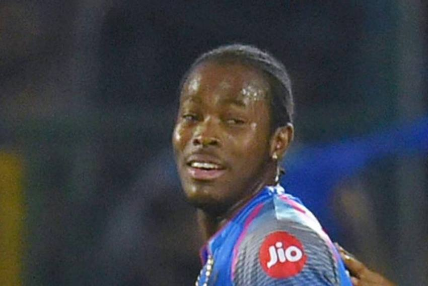 Boost For Rajasthan Royals, Jofra Archer Set To Resume Training Post Surgery