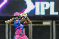 Sanju Samson Becomes First Batsman To Hit Century On IPL Captaincy Debut