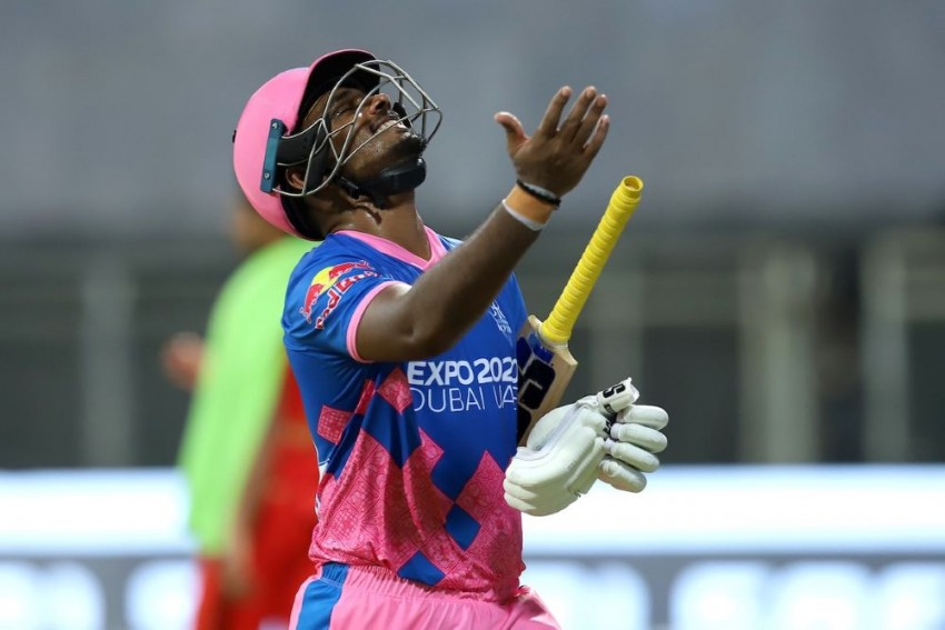 IPL 2021: Sanju Samson's Ton Goes In Vain As Punjab Kings Pip Rajasthan Royals In High-scoring Thriller