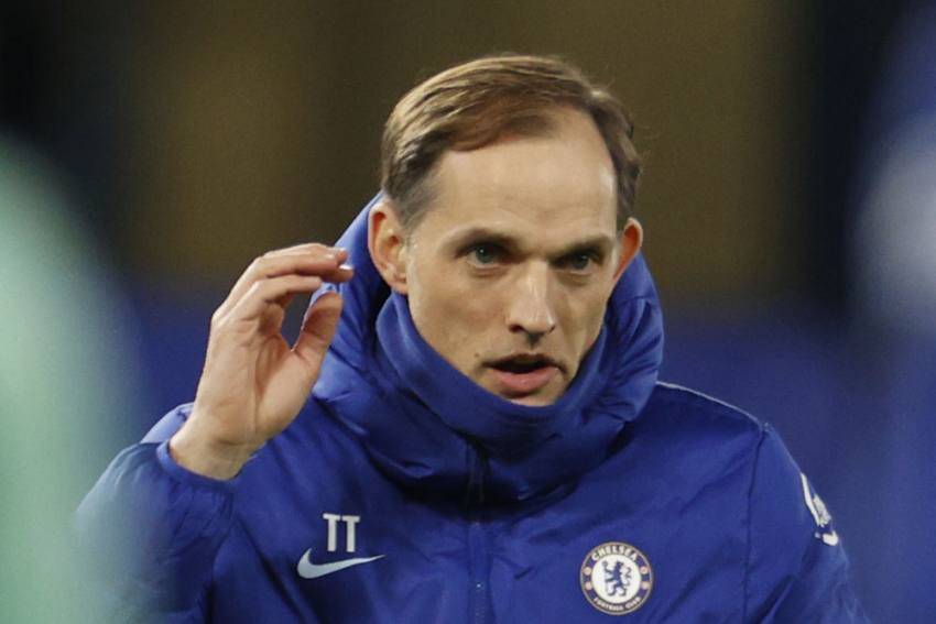 Thomas Tuchel Not Hiding From Chelsea's Champions League, FA Cup Double Pursuit