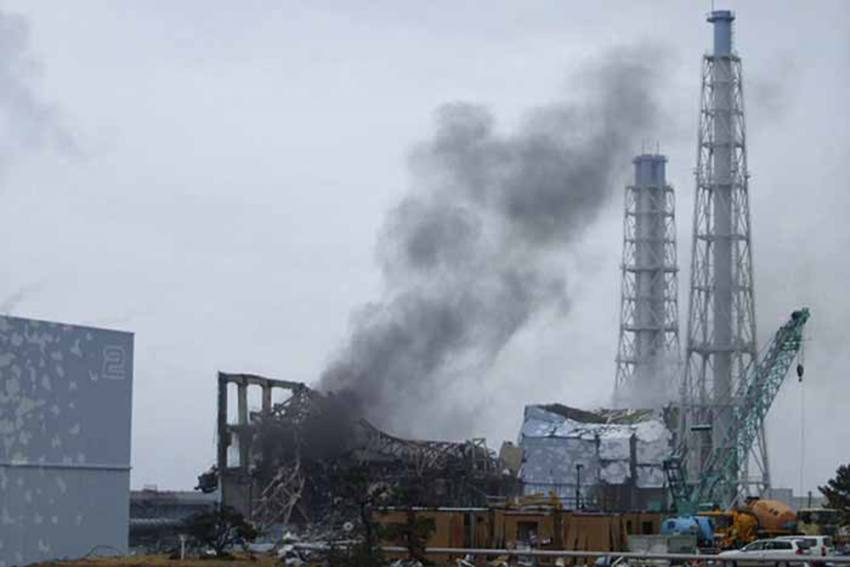 Japan To Release Treated, Radioactive Water From Fukushima Nuclear Plant Into Sea In Two Years