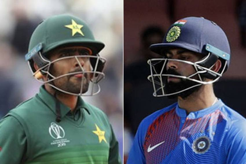 ICC Men's ODI Rankings: Pakistan Skipper Babar Azam Dethrones Indian Captain Virat Kohli As No. 1