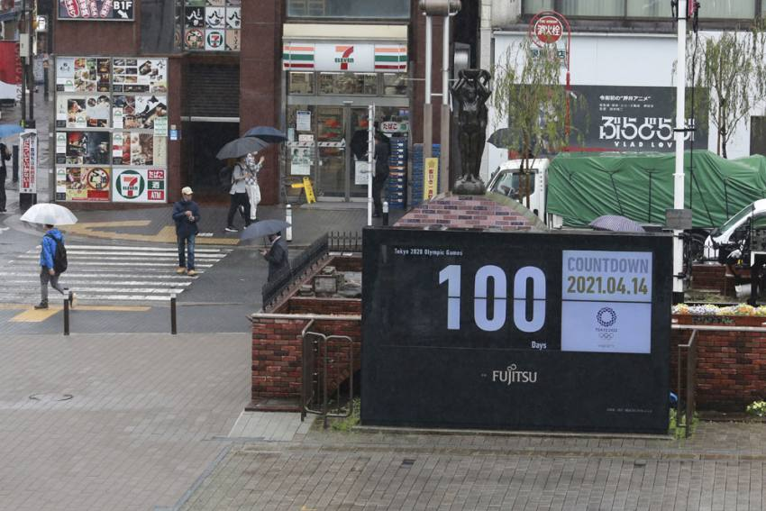 Tokyo Olympics Countdown: 100 Days To The Games Marked By Footnotes And Asterisks