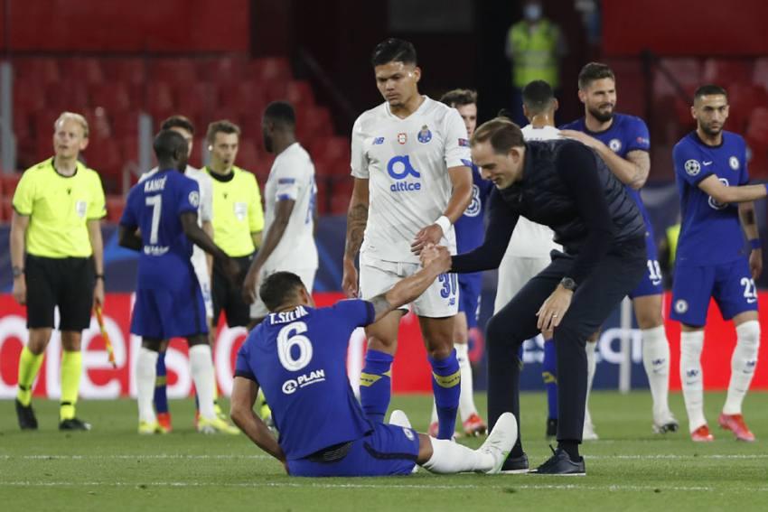 Chelsea 0-1 FC Porto (2-1 agg): Stunning Mehdi Taremi Strike In Vain As Blues Reach Last Four