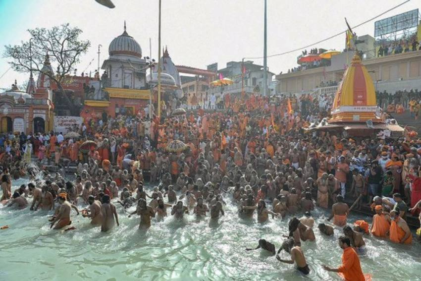 Amid Kumbh Mela Fervour, Haridwar Logs Over 1,000 Covid Cases in Two Days