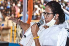 Bengal Polls 2021: BJP Brought Outsiders For Campaign, Contributed To Covid Surge, Says Mamata Banerjee