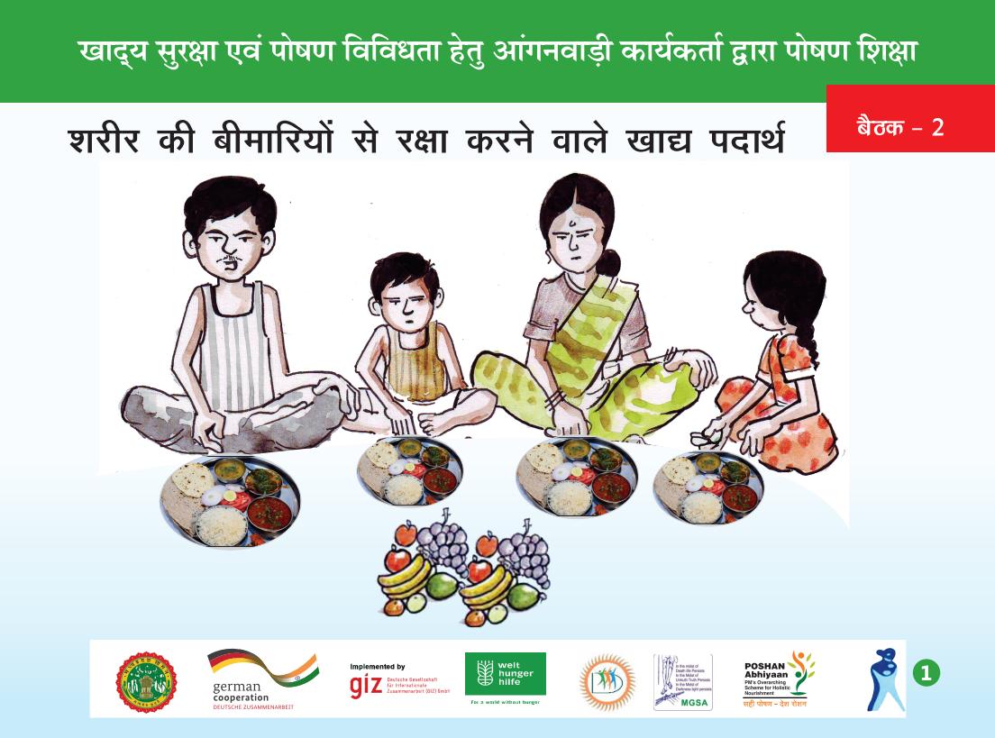 Poshan Gyan: A National Digital Repository On Health And Nutrition
