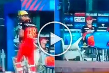 IPL 2021: Virat Kohli Lands In Trouble For 'Abuse' During Bangalore's Win Over Hyderabad - VIDEO